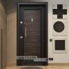 Блиндирана врата T369