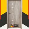 Врата Gradde Reichsburg цвят Дъб Вераде