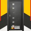 Врата Gradde Reichsburg цвят Череша Сан Диего