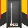 Врата Gradde Wartburg цвят Череша Сан Диего