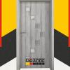 Врата Gradde Zwinger цвят Ясен Вералинга