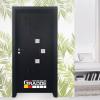 Врата Gradde серия ZWINGER модел 2 Орех Рибейра