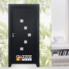 Врата Gradde серия ZWINGER модел 3 Орех Рибейра