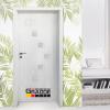 Врата Gradde серия ZWINGER модел 3 Сибирска Лиственица