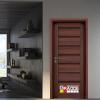Интериорна врата Gradde серия Axel Full Шведски Дъб