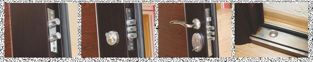 заключваща система за метални врати УЮТ