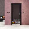 Алуминиева врата GRADDE Орех Рибейра