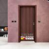 Алуминиева врата GRADDE Шведски дъб