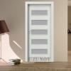 Полска интериорна врата Porta Fit C5 Бяло Венге